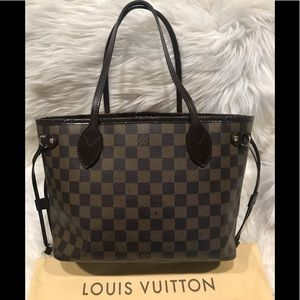 Louis Vuitton Damier Ebene Neverfull PM  #6.5K